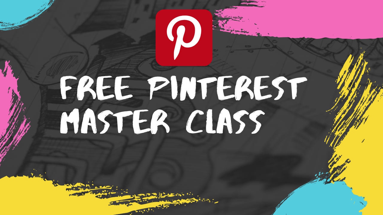 Free Pinterest course for you is here!