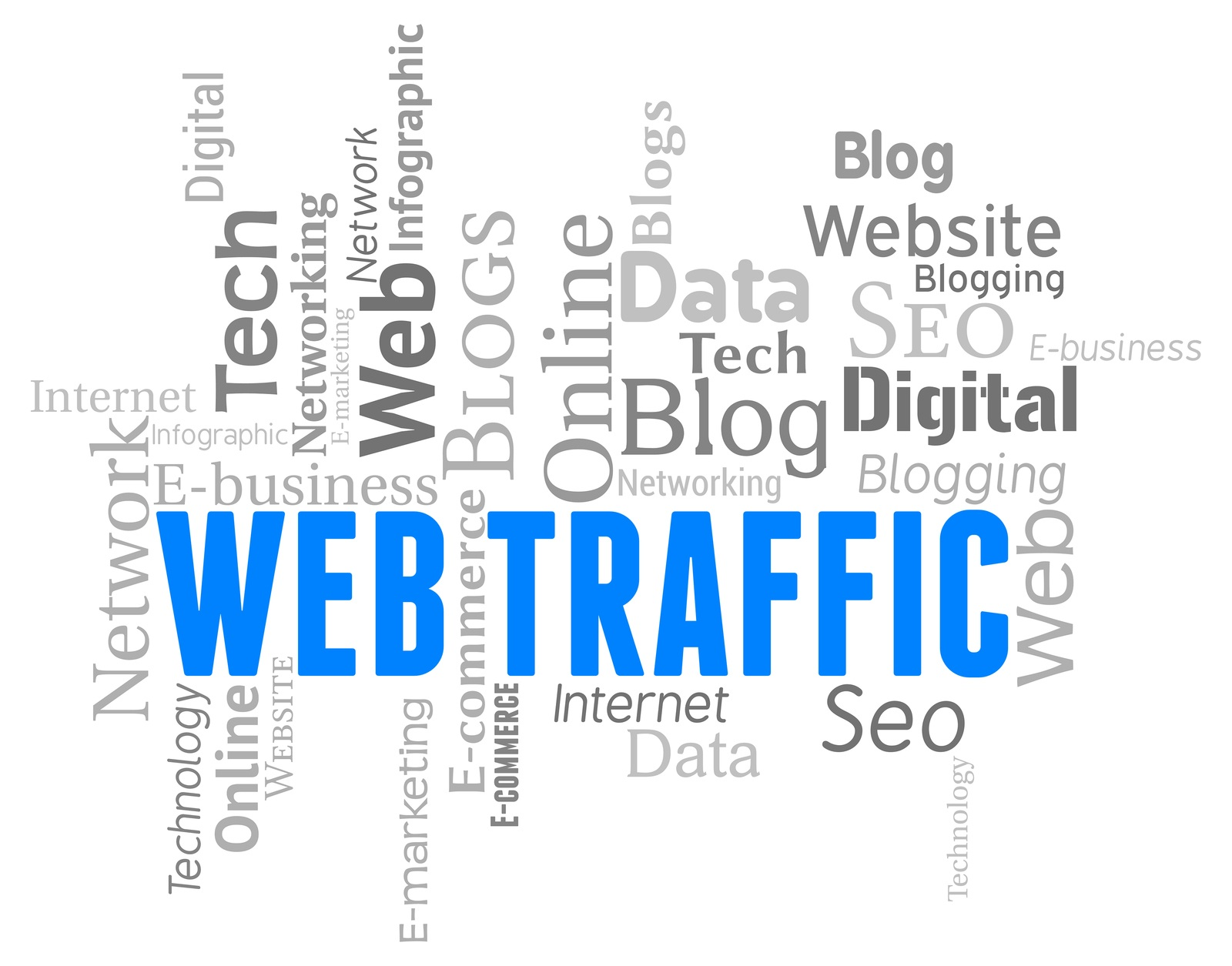 All you need to get free traffic sources for your web fast