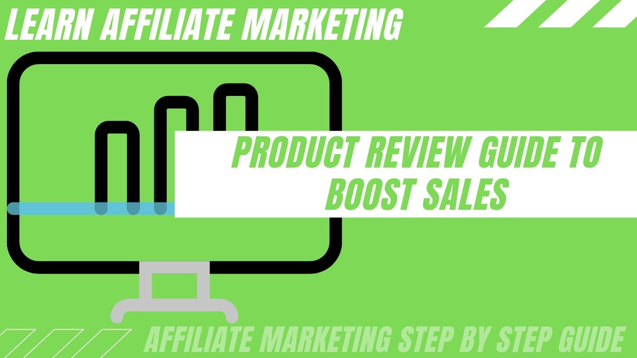 Product review guide to boost sales conversions