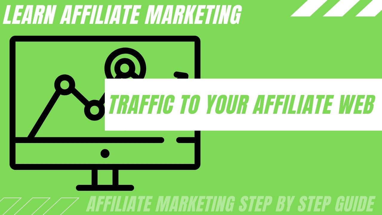 How to bring traffic to your affiliate website