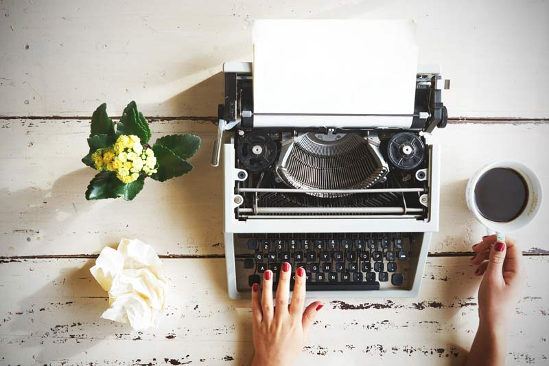 How to become a writer in a few easy steps